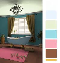 Bathroom Color Scheme by Tips On Painting A Room