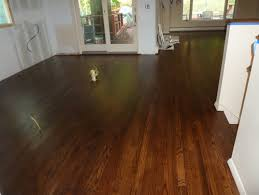need help deciding on finish for wood floors matte or shiny