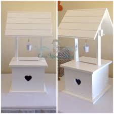 wishing box wedding wishing well card box hire once upon a time
