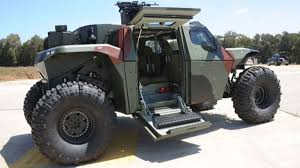 baja truck street legal combatguard 4x4 combat armoured vehicle extreme rough terrain imi