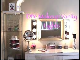 Diy Makeup Vanity Mirror With Lights Vanities Diy Vanity Mirror With Lights Uk Shop Kichler Lighting