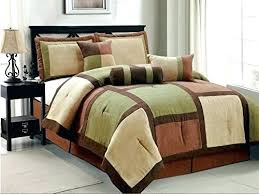 rust coloured quilt covers rust brown duvet cover 7 piece annasy