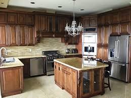 choccolate maple glazed j u0026k cabinets kitchen