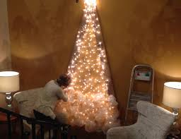 create a wall mounted christmas tree u2013 create the look
