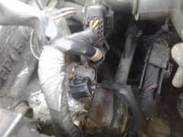engine mazda 323 plugged in coolant temp sensor now car won u0027t