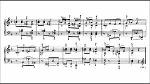 bela bartok romanian christmas carols audio sheet music