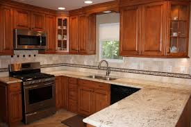 colonial kitchen cabinets kitchen backsplash with colonial cream