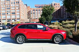 the mazda being a tourist in my own city in the mazda cx 9 mommy week