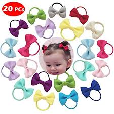 baby girl hair bands baby hair ties bows kids hair tie bands ropes