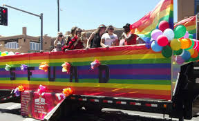 The Santa Fe New Mexican Santa Fe Lgbt Pride Celebrates A Year Of Marriage Equality U2013 The