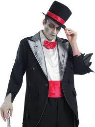Zombie Bride Groom Halloween Costumes Corpse Groom Costume Fs3055 Fancy Dress Ball