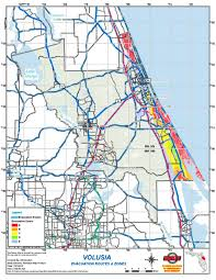 Map Of Volusia County Nhc Surge On Twitter