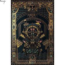 Video Game Home Decor Compare Prices On Video Game Bioshock Online Shopping Buy Low