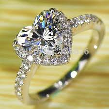 rings images images Best 25 heart shaped rings ideas heart ring jpg