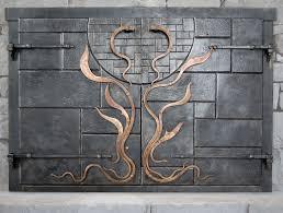 fireplace u2014 ironhouse forge