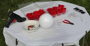 Pomander Balls Diy Rose Pomander Ball Fresh Flowers