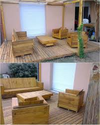 Furniture Recycling by 20 Plans For Wooden Pallet Recycling Pallet Ideas