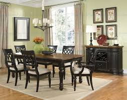 harvest dining room table classic furniture cottage hill 5 piece rectangular leg dining set