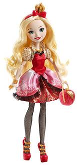 after high chapter apple white doll