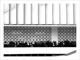 Mid Century Patterns Decor Mid Century Modern Patterns Black And White Window