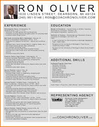 9 football player resume mla cover page