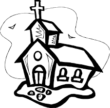 all old church coloring page wecoloringpage