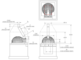 indoor pizza oven plans how to build a safe indoor pizza oven