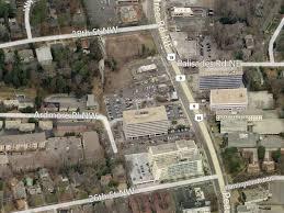 Atlanta Street Map Atlanta U0027s Street Patterns Are Even Whackier Than You Think