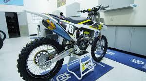 rockstar motocross boots zach osborne u0027s factory rockstar racing husqvarna fc250 u2013 motocross