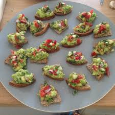m canapes spicy avocado canapes by m kuehn minding bellies well