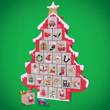tree advent calendar fillers fillers