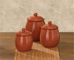 brown kitchen canister sets best 25 ceramic canister set ideas on kitchen