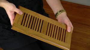 Floorregisters N Vents by Bamboo Flooring Air Registers And Vent Accessories Youtube