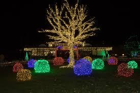 This Is Halloween Christmas Lights by U S Bank Wild Lights Saint Louis Zoo