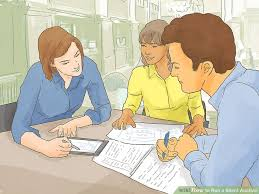 how to run a silent auction with pictures wikihow