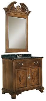 Bathroom Vanity Granite Countertop Dorchester 30 Inch Bathroom Vanity Gold Hill Black Green Or