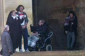 Stephen Hawking Chair Stephen Hawking 75th Birthday Cambridge News