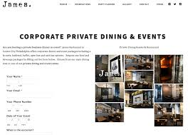 Private Dining Rooms Philadelphia by 3 Google Rank For Corporate Private Dining In Philadelphia James