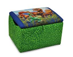 Disney Toy Organizer Kidzworld Disney U0027s The Good Dinosaur Toy Storage Bench Wayfair