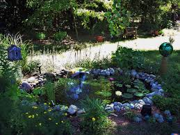 Pictures Of Backyard Ponds by The Costs Of A Backyard Pond Petcha