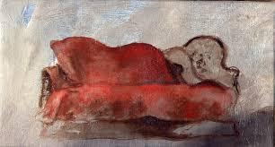 peindre un canapé canapé elisabeth baysset