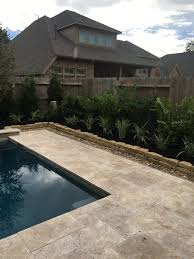 Backyard And Grill by Amazinglandscaping Com U2013 More Bed Along Pool Deck And Grill Station
