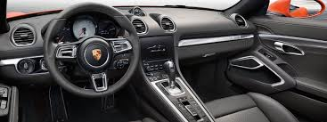2017 718 boxster interior videos porsche imanuals