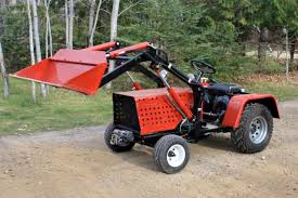 compact tractor with loader princess auto