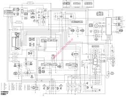 1997 yamaha grizzly 600 wiring diagram wiring diagram and schematic