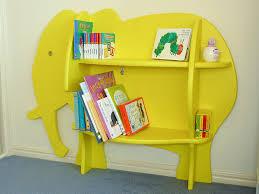 children bookshelves children s elephant bookcase by dagless lumberjocks