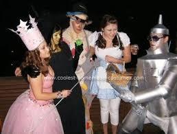 Glinda Good Witch Halloween Costume Coolest Homemade Wizard Oz Costume