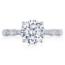 tacori crescent engagement ring ht2559rd8 platinum tacori crescent engagement ring tq