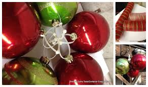 christmas mesh ribbon three easy ways to use mesh ribbon for decorating
