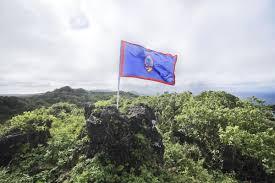 Guam Flag For God And For Guam Lifestyle Postguam Com